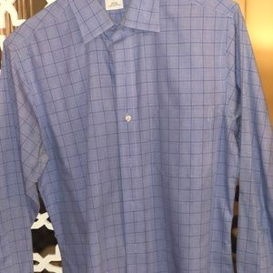 Button down brooks brothers shirt